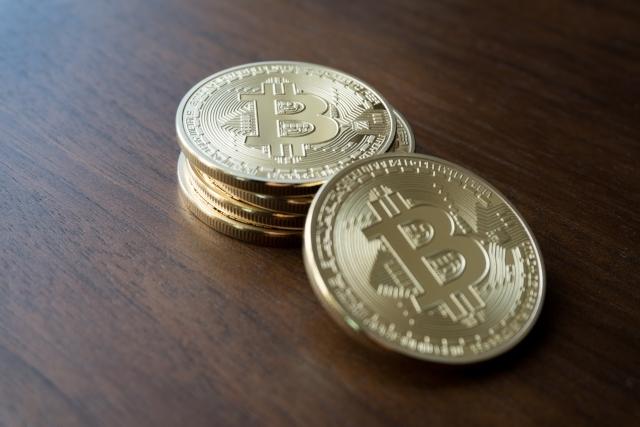 仮想通貨。トークン。BTC。ビットコイン。