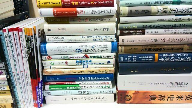 外国文学_買取