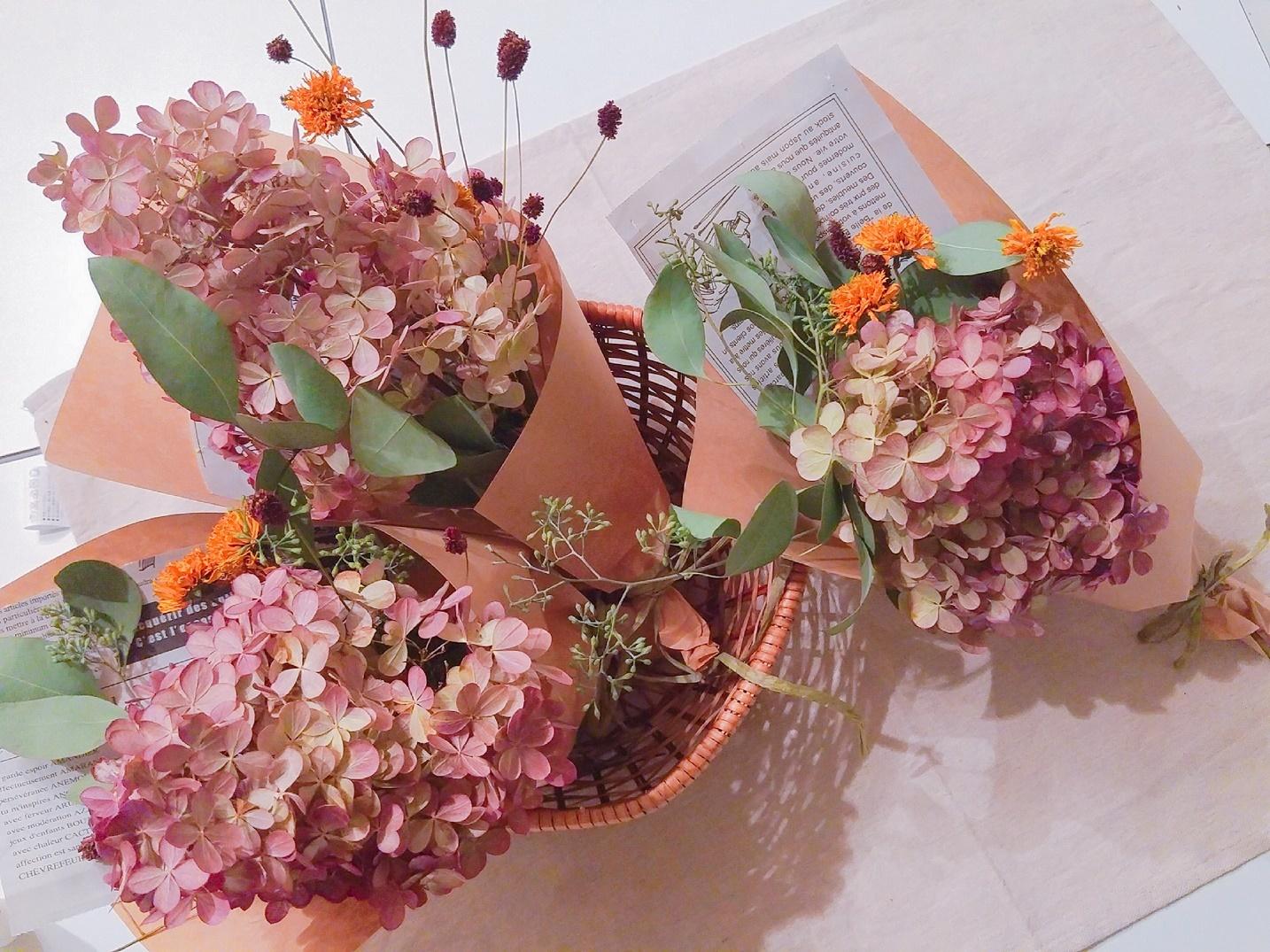 花と美を愛でる暮らしをみなさまと。