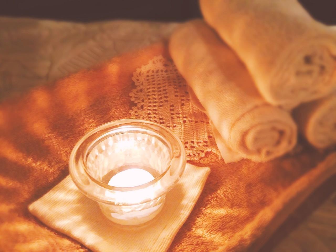 聖なる美と魅惑の精油~リクエストコース