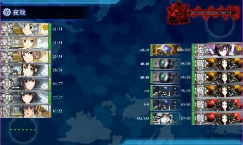 E-4戦力1開幕