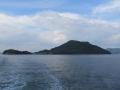 男木島を出発2