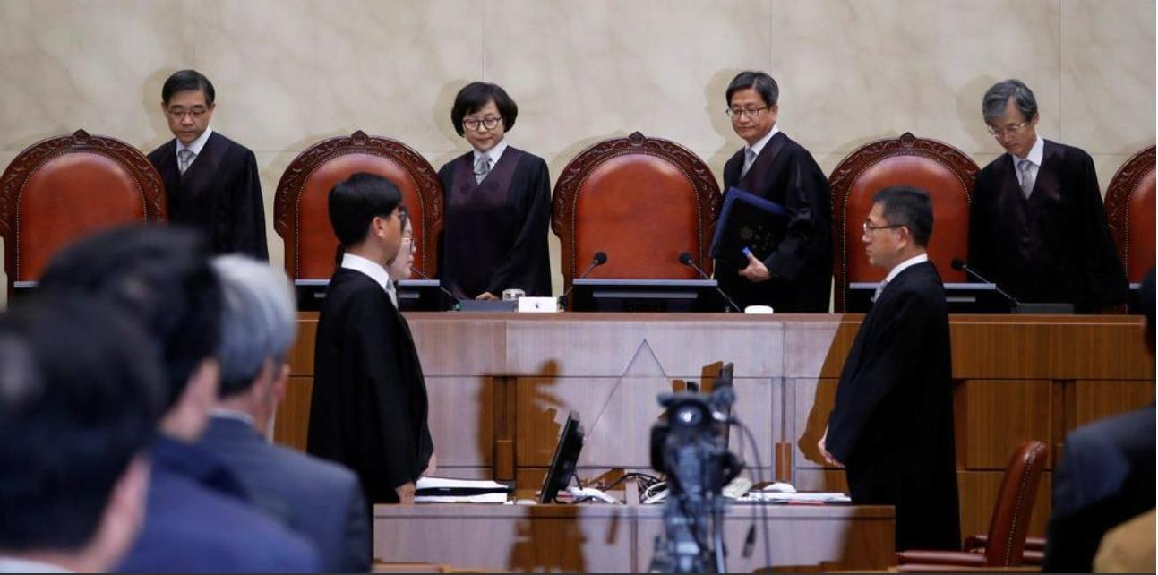 徴用工訴訟判決を出した韓国最高裁