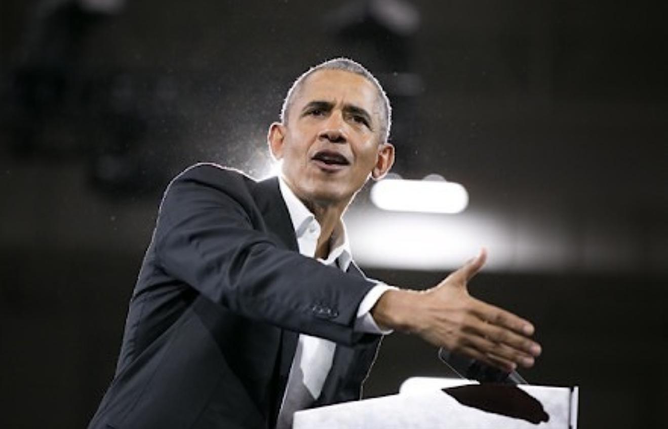 2020年大統領選候補者選びに動き始めたオバマ前米大統領