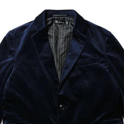メンズ 冬服 流行 ベロアジャケット