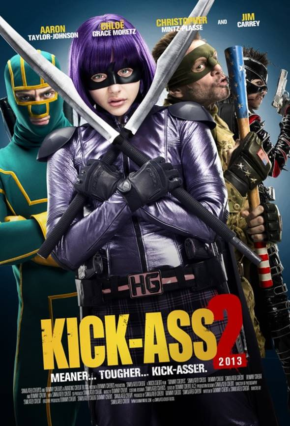 Filme Kick-Ass 2 (2013) Torrent Dublado