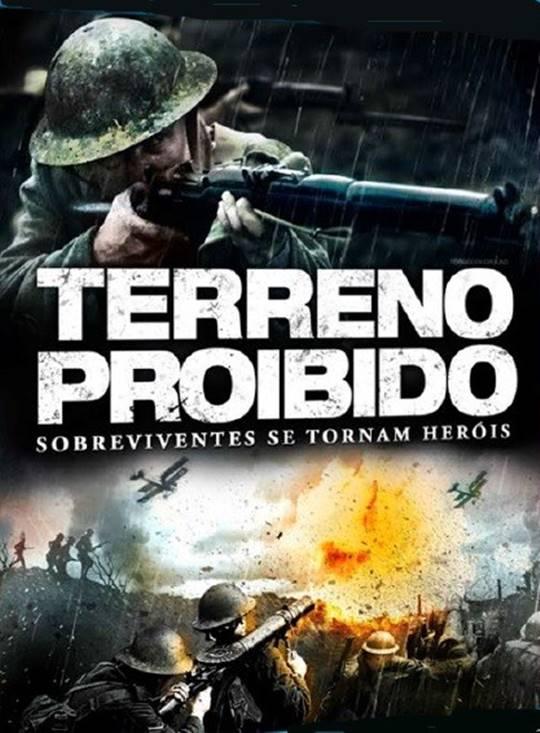 Filme de Guerra Terreno Proibido (2013)