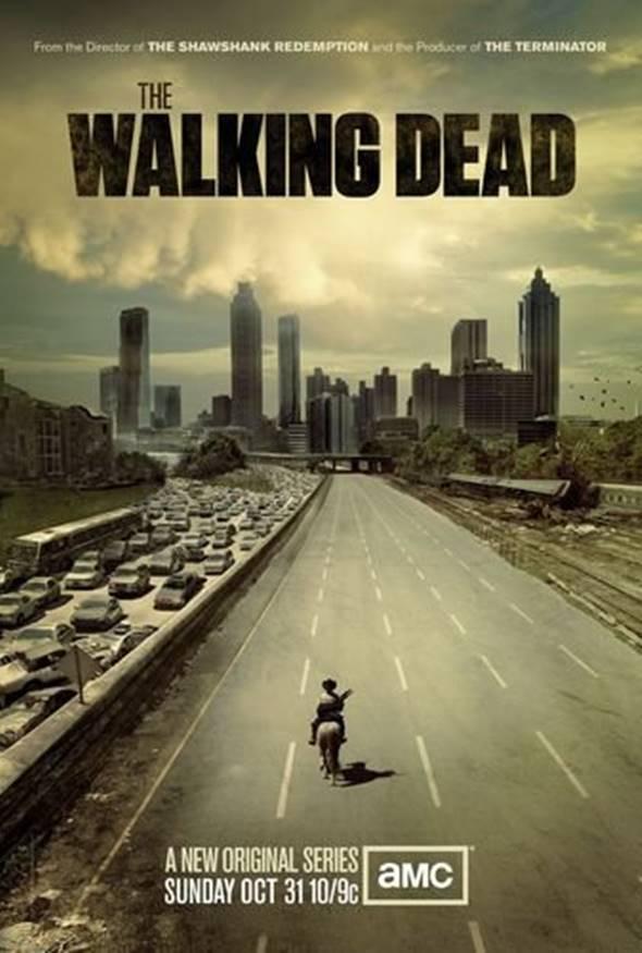Série The Walking Dead 1ª Temporada 720p Dublado