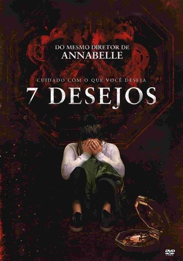Filme Online Dublado 2017 7 Desejos – Dublado 1080p