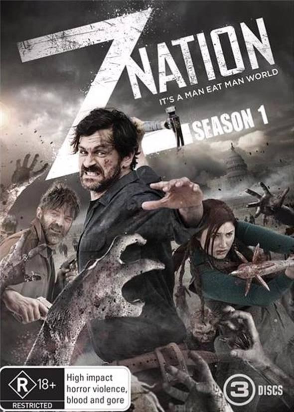 Série Z Nation 1ª Temporada Dublado