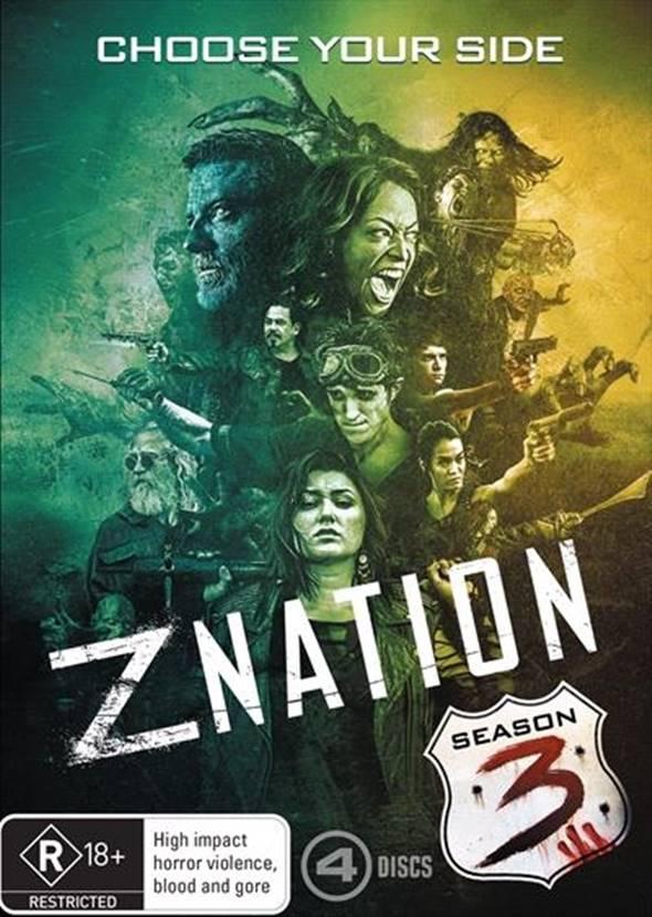 Série Z Nation 3ª Temporada Dublado
