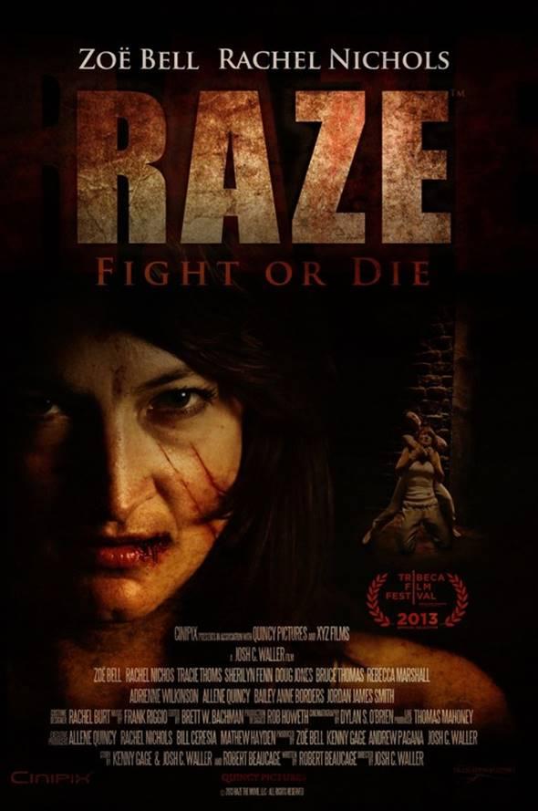 Filme Raze: Correr ou Morrer Dublado 1080p