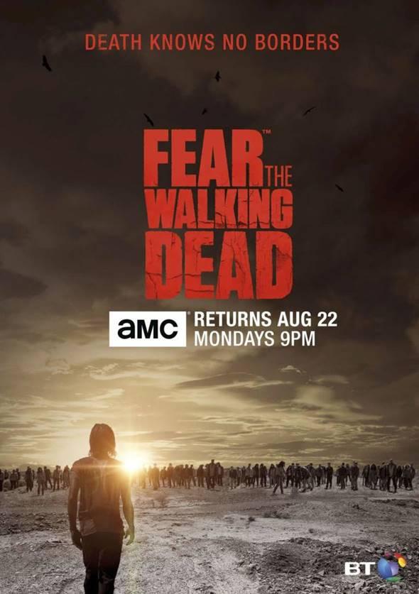Série Fear The Walking Dead 2ª Temporada Dublado