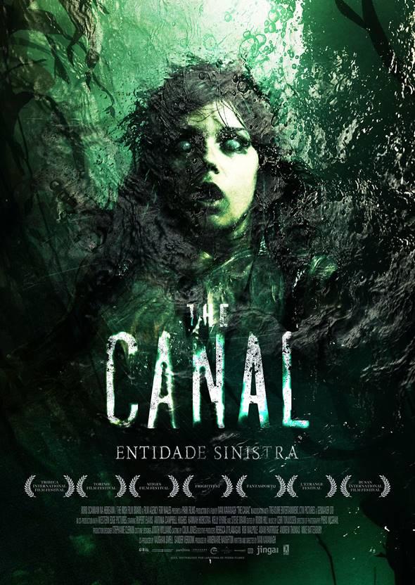 Filme de Terror O Canal Dublado 1080p
