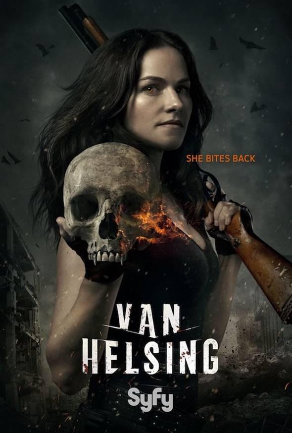 Série Van Helsing 1ª Temporada Dublado 1080p
