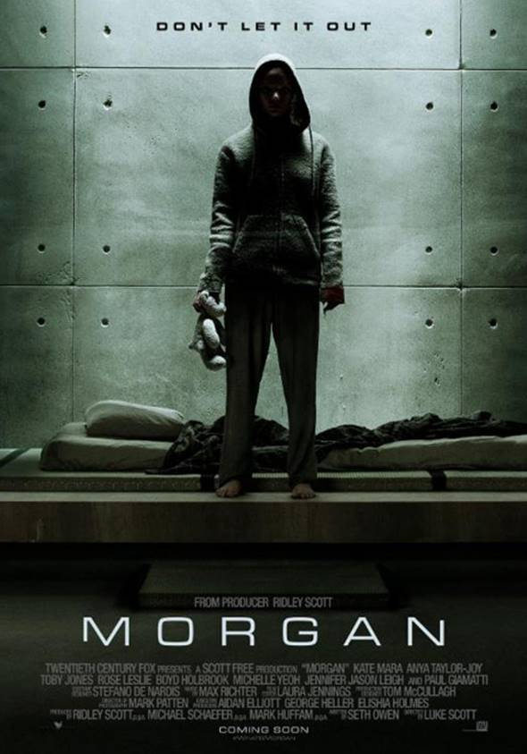 Filme Morgan Dublado Torrent