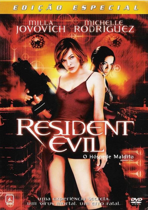 Filme Resident Evil - O Hóspede Maldito 1080p Dublado