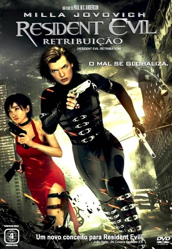 Filme Resident Evil 5 – Retribuição 1080p