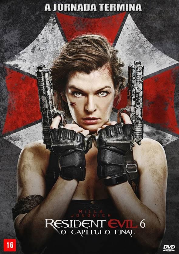 Resident Evil 6 O Capitulo Final Dublado 1080p
