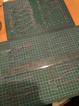 針のセッテイング調整