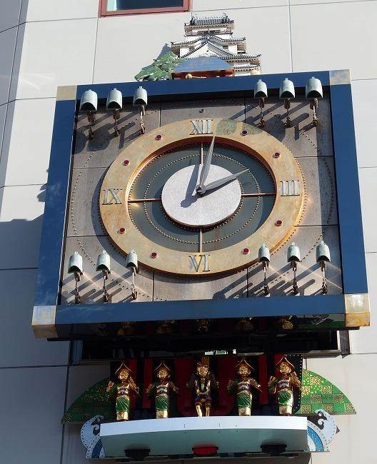 171030からくり時計-1