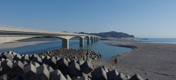 171031仁淀川河口-1
