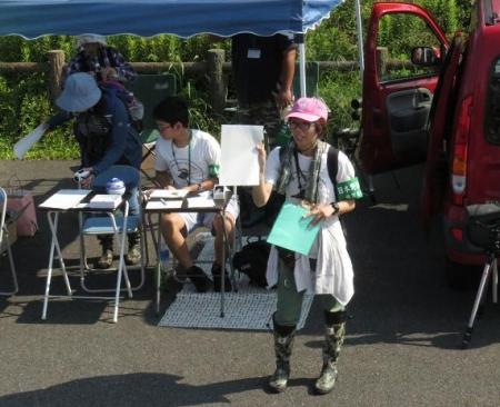 東与賀大授搦探鳥会9・10日 020