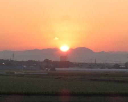 日の出と清水登山 012