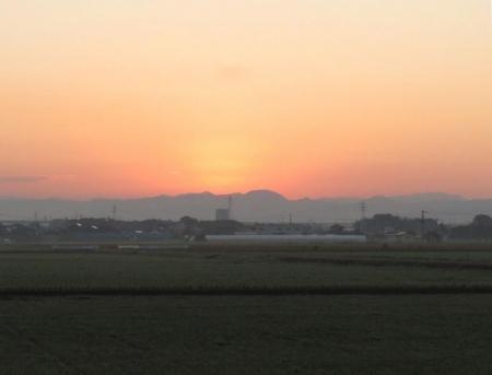 日の出と清水登山 006