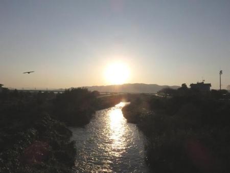 日の出と清水登山 035
