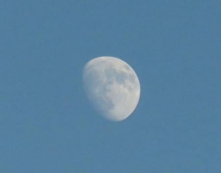 天山でお月見する 171