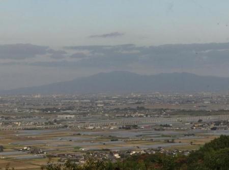アサヒと清水山 001