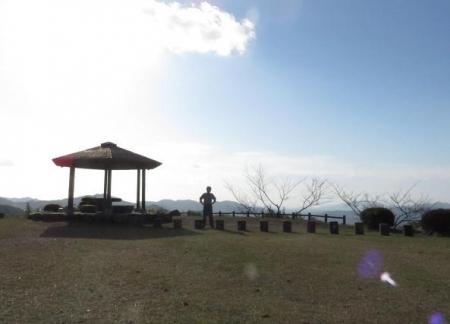 アサヒと清水山 077
