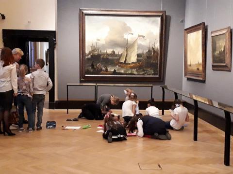 美術史博物館3