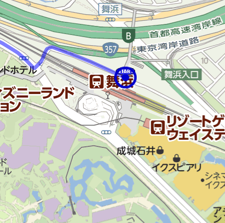 ブルベ用 地図 (3)