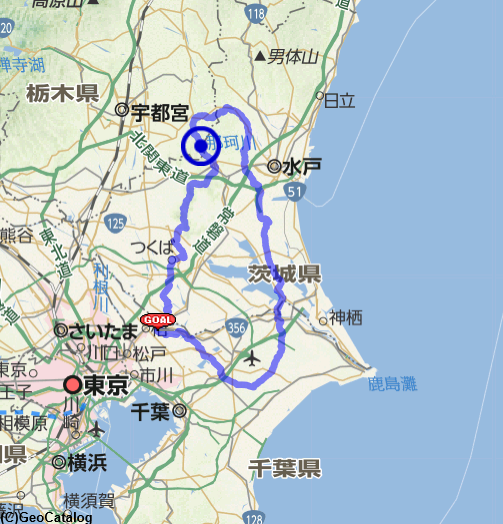 AJ千葉 410 300km