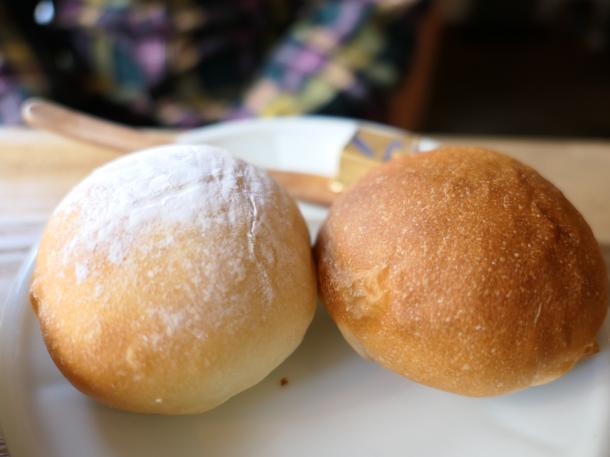 手作りパン2種