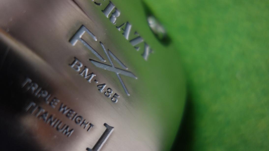 JBEAM435ヘッドのペイントを落としてみた01