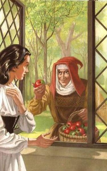 「えっ?これを食べて寝てれる王子様が助けにきて玉の輿にのれる?買う買う、1つおいくら?」