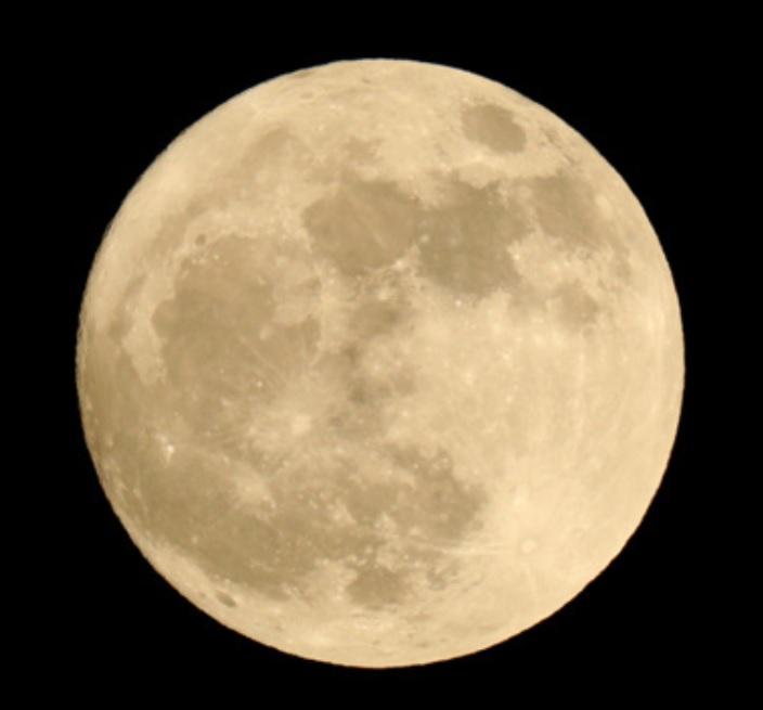 Full Moon 291203