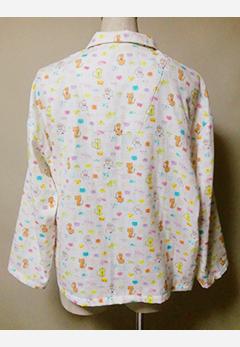 パジャマ上着