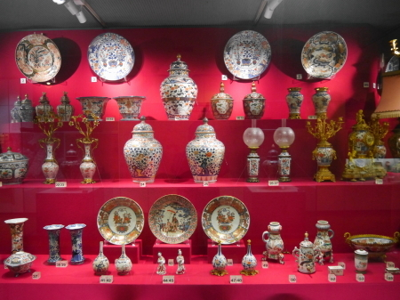 多くの展示品