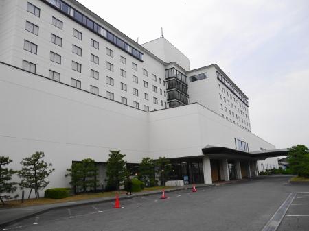 ホテル&リゾーツ唐津の外観