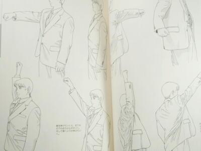 28・衣服の描き方スーツセーラー服篇・2
