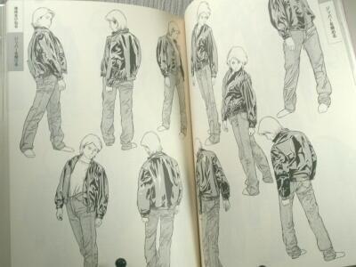 36・衣服の描き方私服篇・2
