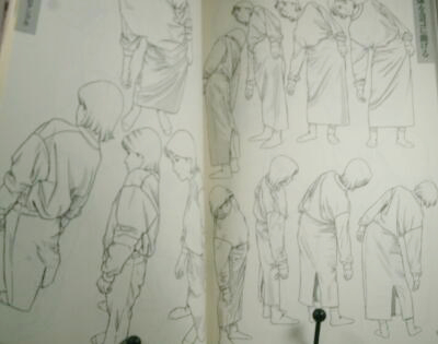 36・衣服の描き方私服篇・3