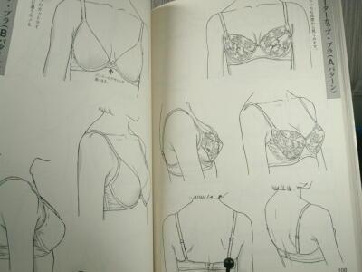 36・衣服の描き方私服篇・4