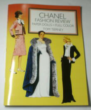 28・Chanel Fashion Review Paper Dolls・ (10)