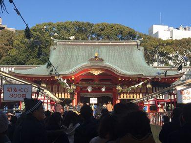 生田神社2018