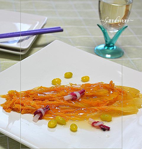 オレンジ白菜49sinn